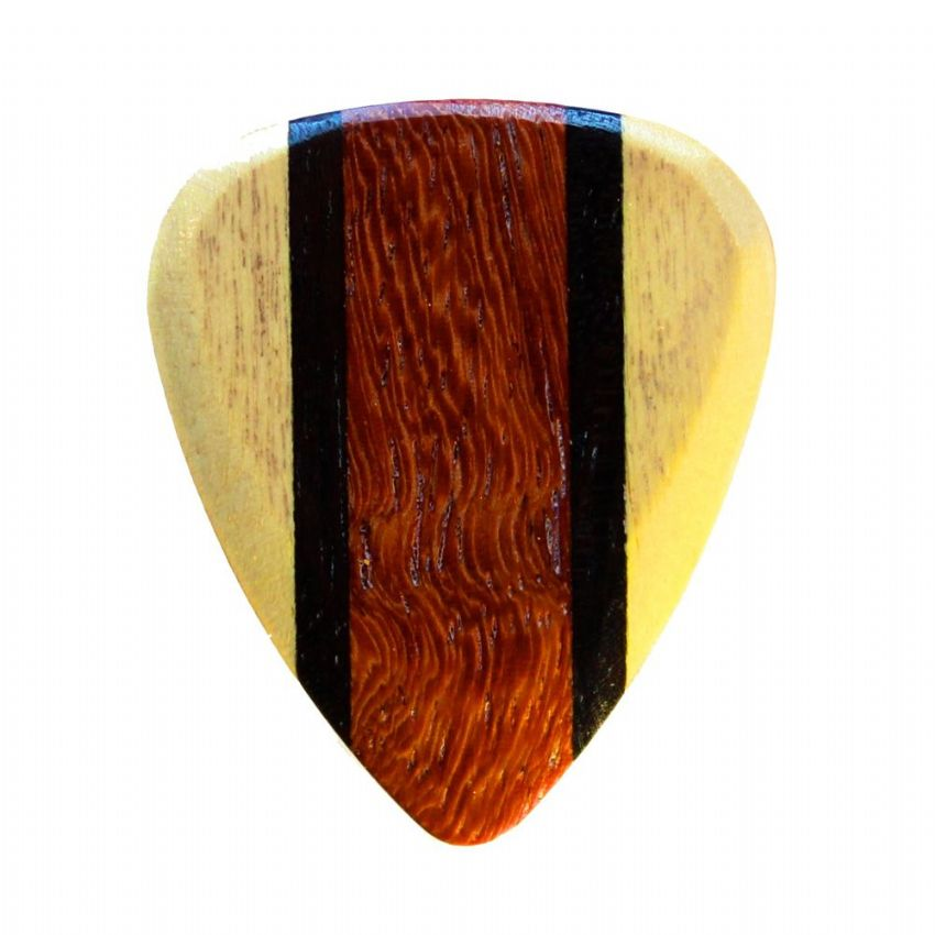 Zone Tones Deluxe - Bloodwood - 1 Pick | Timber Tones